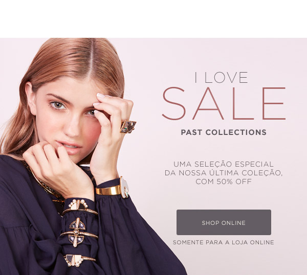 I LOVE SALE - PAST COLLECTIONS